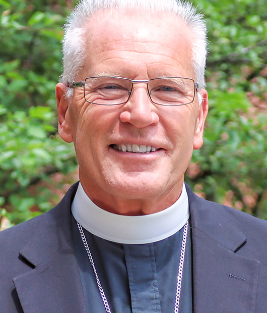 Bishop Emeritus John Bradosky (NALC)