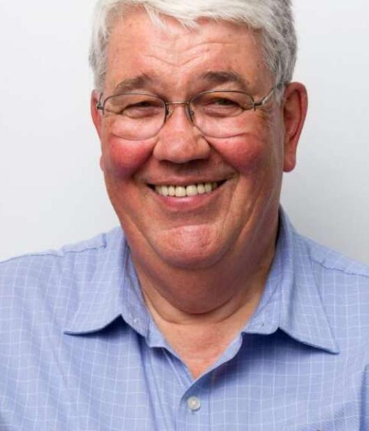 Pastor Jim Nestingen (NALC)