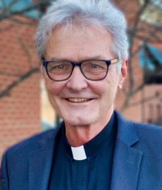 Pastor Eric Riesen (NALC)